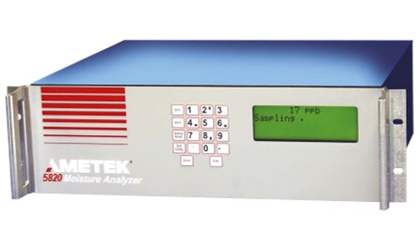 Ametek Process Instruments 5820 Moisture Analyzer
