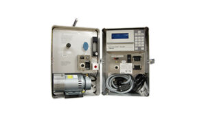 Ametek Thermox Combustion Mix Flue Gas Analyzer CMFA-P2000