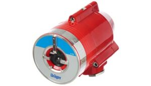 Draeger Flame 2100 - Single Spectrum Optical Detector
