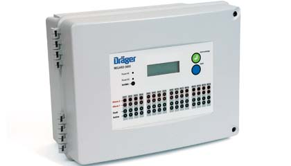 Draeger Detection of Toxic, Oxygen and Ex hazards Regard 3900