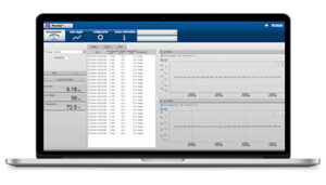 M4Knick Analysis Software Paraly SW112