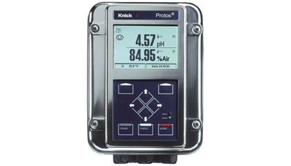 M4Knick Transmitters/Analyzers Protos