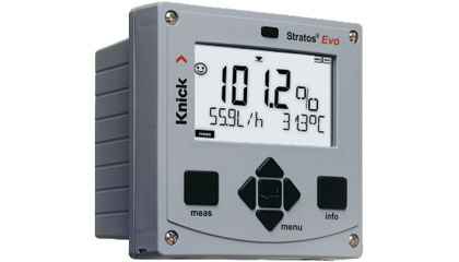 M4Knick Transmitters/Analyzers Stratos EVO
