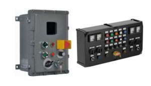 Pepperl+Fuchs Electrical Explosion Protection Equipment Control Stations